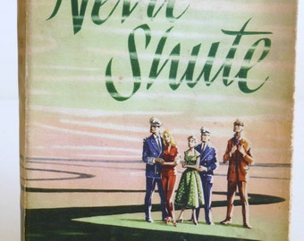 Vintage Book - On The Beach - Nevil Shute - First Edition - 1957