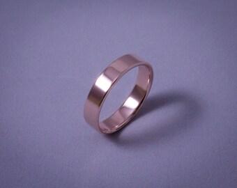 Shibuichi (Silver and Copper) Cast Ring
