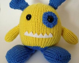 Knitted Monster