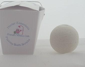 French Vanilla Oak Bath Bomb