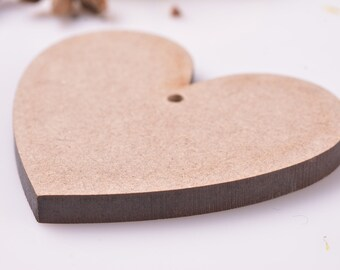 Laser Cut Heart Laser Cut Wood Heart Laser Lab Sustainable Wood Products Wooden Heart Charm