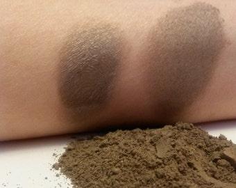 Mocha Brown loose powder eyeshadow 5 gram