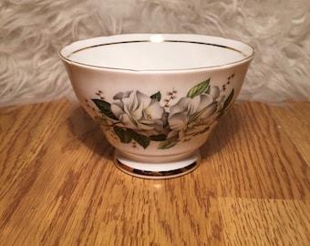 Royal Stafford Bone China Floral Bowl