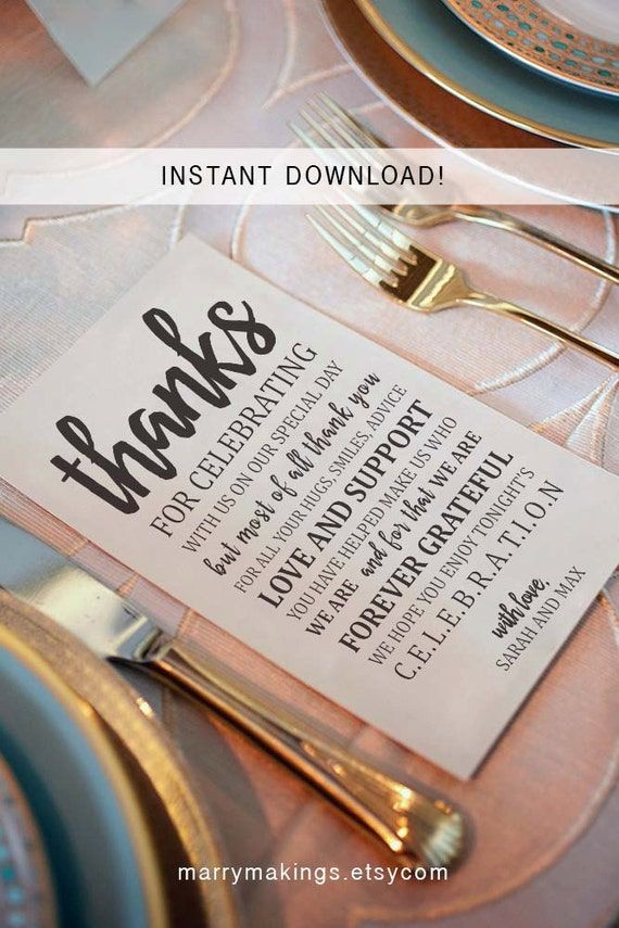 small thank you card 2 sizes 2x3 2 5x3 5 template