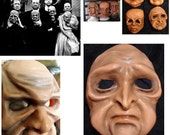 Twilight Zone Masks: Complete Set