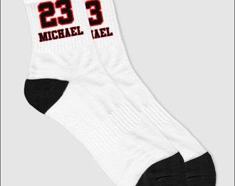 Personalized Socks - Custom Socks - Team Socks - Team Logo Socks - Company Socks