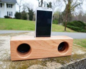 Cell Phone speaker box