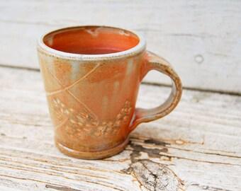 Salt Fired Mug