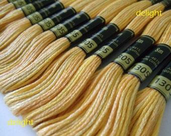 Anchor Thread 1305 Multi Colour 6 Strand Floss / Skeins