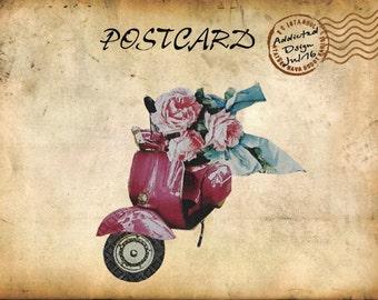 Postcard Vintage Set1