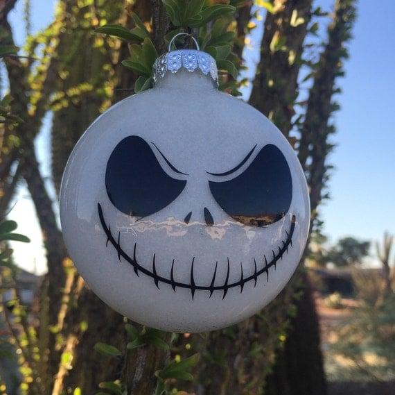 Jack Skellington Christmas Ornament: Items Similar To Jack Skellington Ornament, Jack Ornament