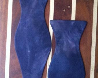 Handpainted Handmade Bowtie