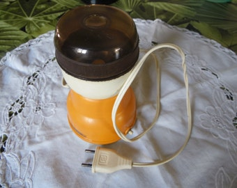 Mill coffee electric, works, vintage 70's, Moulinex, France, vintage Christmas gift idea