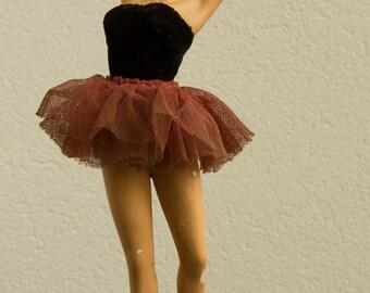 Vintage Figurine Ballerina  R. Scali N 110   Plaster