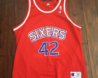 Vintage Jerry Stackhouse Champion Jersey