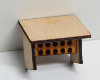 Miniature Mason Bee House