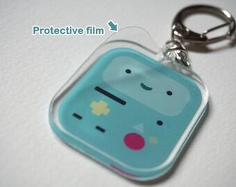 Adventure Time BMO charms