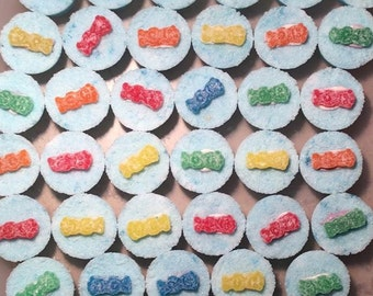 Sour Patch Toppers