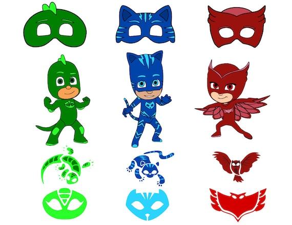 PJ Masks Svg Files