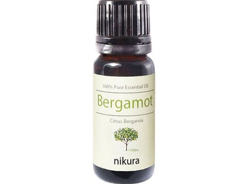 100% Pure Bergamot Essential Oil 10ml, 50ml, 100ml