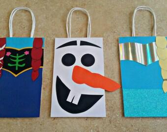 Frozen Goody Bags