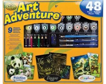 Art Adventure-1    48 pcs set