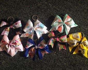 Charatcher bow key chains