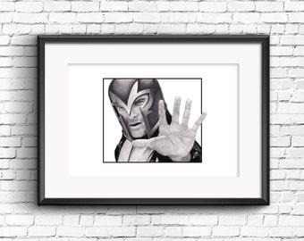 Magneto Print