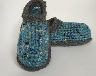 Blue Room Slippers