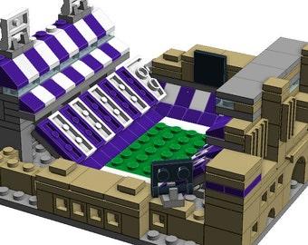lego fenway park instructions