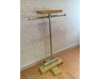 Industrial Clothes Stand