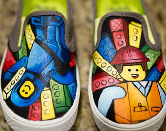 Lego Movie Shoes