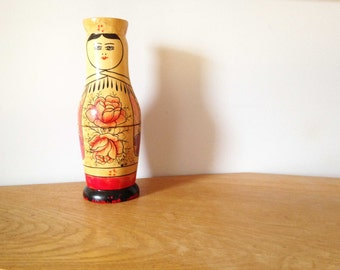 Vintage Russian Doll/Matryoshka