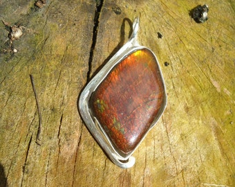 Ammolite fabrication