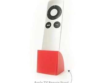 Apple Remote Stand - Original and New Remote