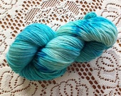 LONGING FOR VACATION - Oak Sock Fingering Weight superwash Yarn - 100g - 420m