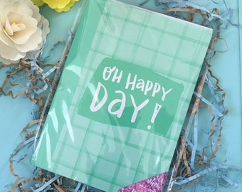 Oh Happy Day journal!
