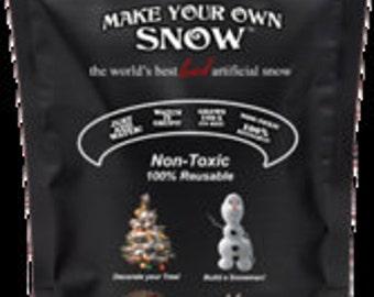 Mega Pack of Make Your Own Snow