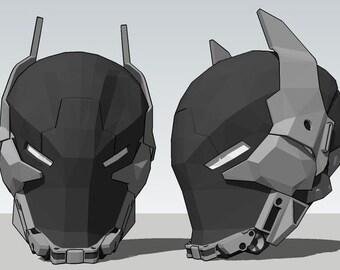 Arkham knight helmet