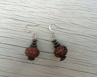 Beaded Earrings DLBP003