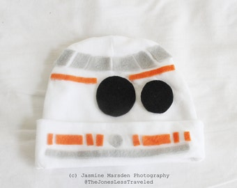 BB8 Cap for Babies and Toddlers