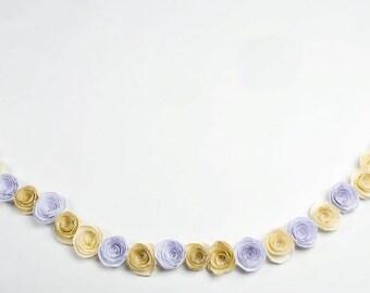 Paper Flower Garlands - Wedding garlands - wedding decorations