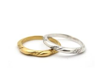 Melange Ring
