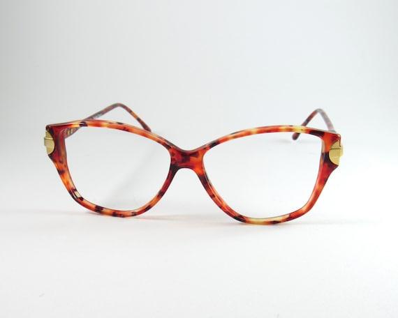 Eyeglass Frames Ventura Ca : Ventura Mod:M 144 Genuine Tortoise Shell Frames 80s Rare
