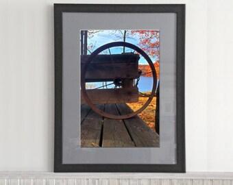 Rust Wheel