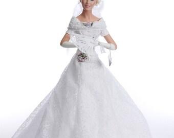 "Ashton Drake Bride Doll ""Florence"""