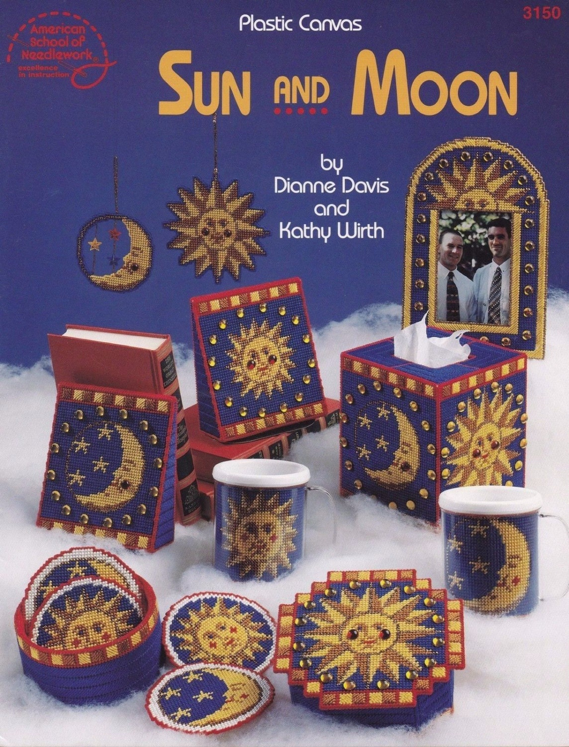 sun and moon home decor accessories plastic canvas pattern. Black Bedroom Furniture Sets. Home Design Ideas