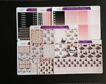 355 - Black Swan Kit