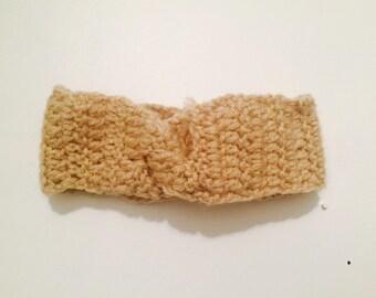 Baby Crochet ear warmer