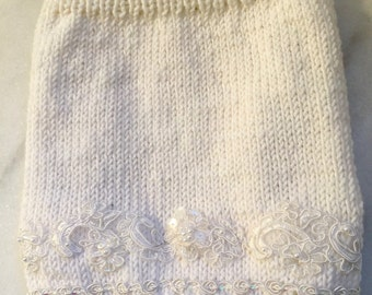 Cashmere Small Dog Sweater